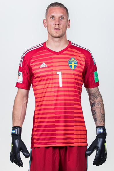 ロビン・オルセン(スウェーデン代表)のプロフィール画像