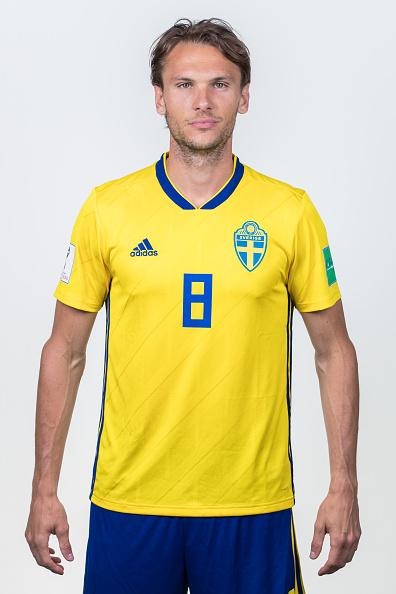 アルビン・エクダル(スウェーデン代表)のプロフィール画像
