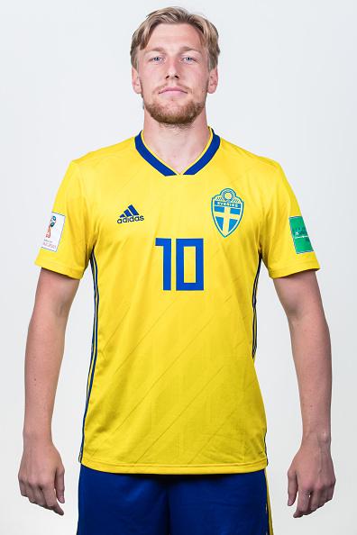 エミル・フォルスベリ(スウェーデン代表)のプロフィール画像