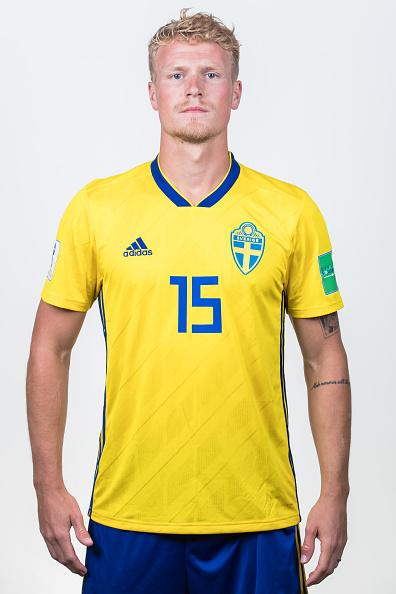オスカル・ヒリェマルク(スウェーデン代表)のプロフィール画像