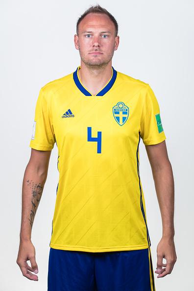 アンドレアス・グランクヴィスト(スウェーデン代表)のプロフィール画像