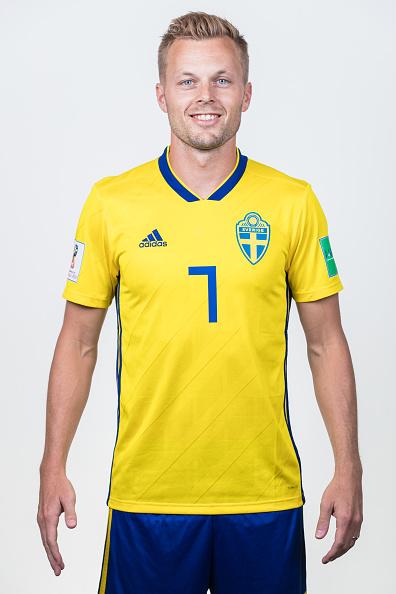セバスティアン・ラーション(スウェーデン代表)のプロフィール画像