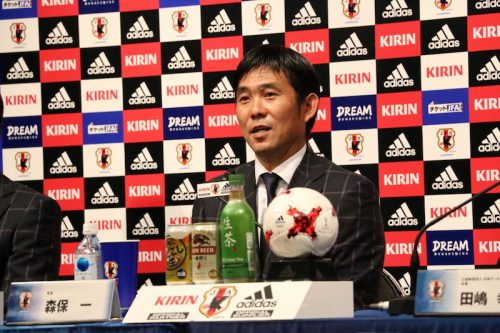 森保ジャパンで臨む「M-150カップ2017」…U-20日本代表、神谷や井上ら23名招集