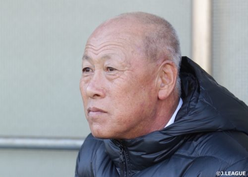 新潟、鈴木政一新監督就任内定を発表…日本体育大学サッカー部監督から