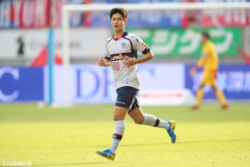 FC東京の17歳MF平川怜、右足第5中足骨基部骨折で手術…全治約4カ月