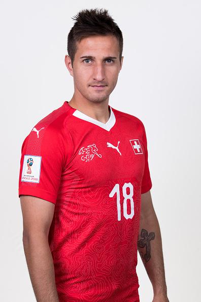 マリオ・ガヴラノヴィッチ(スイス代表)のプロフィール画像