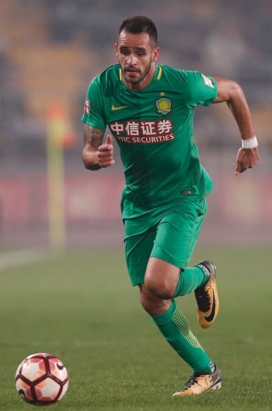 レナト・アウグスト(北京国安)のプロフィール画像