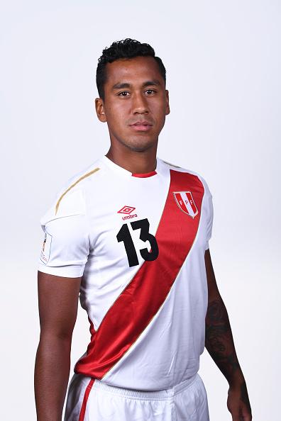 レナト・タピア(ペルー代表)のプロフィール画像