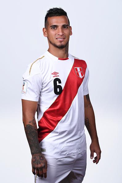 ミゲル・トラウコ(ペルー代表)のプロフィール画像