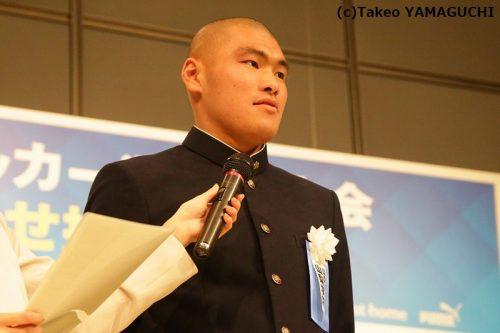 ●山梨学院主将の加藤、ベスト16超え誓う…目指すは「大量得点、無失点」&「得点王」
