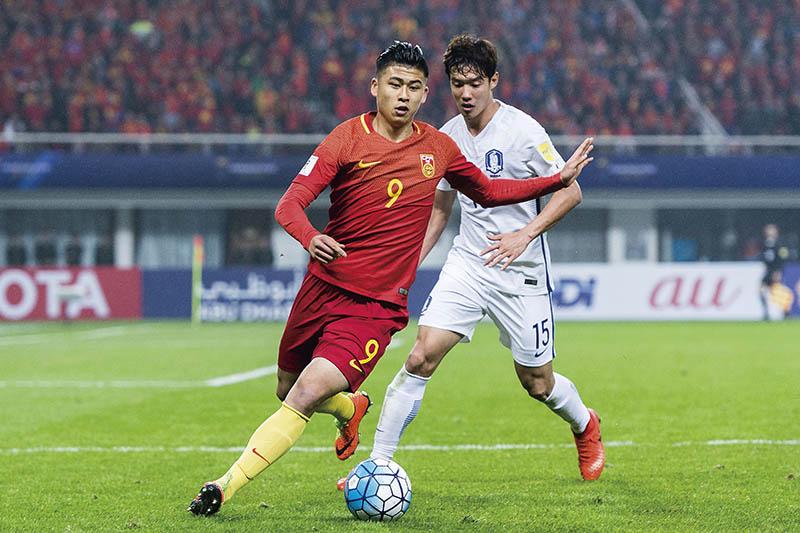 女子 サッカー 中国 シャンシー