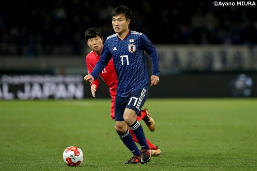 ●北朝鮮戦では司令塔役…日本史上最年長でのW杯出場へ、存在感を増す今野泰幸