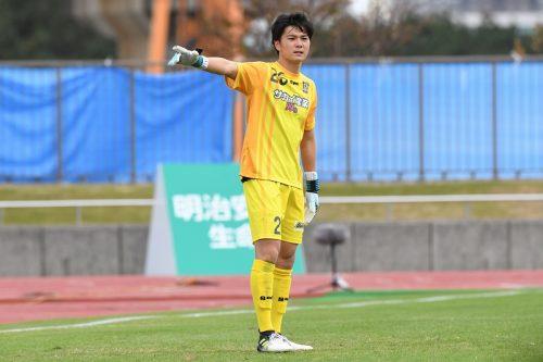 ●新潟、横浜FMからGK田口潤人を獲得…今季はJ3藤枝で21試合に出場