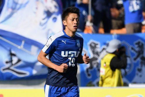 ●今季19得点の沼津FW薗田卓馬、徳島へ完全移籍「J1昇格しましょう!」