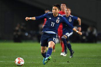 日本代表の小林悠