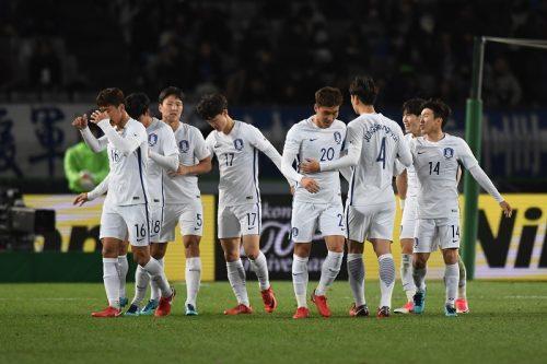 ●元鳥栖DFキム・ミヌが決勝OGを誘発…韓国、北朝鮮を下しE-1初勝利