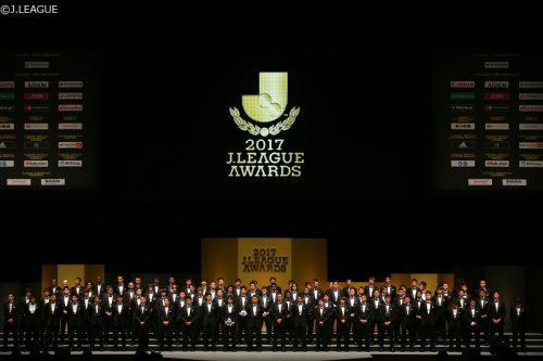 ●Jリーグアウォーズ各部門発表! J1王者・川崎の小林がMVP&得点王をW受賞