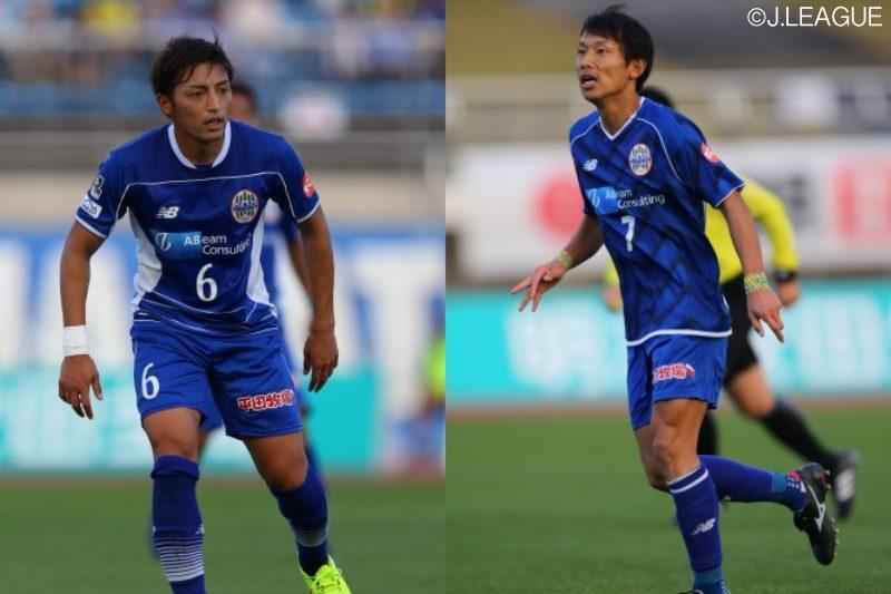 山田&松岡
