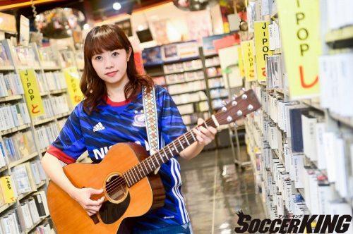 【Jリーグと私】Saku(歌手)~いつでも帰れる場所 マリノスに恋をして~