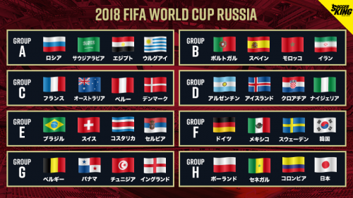 「ロシアワールドカップ」の画像検索結果