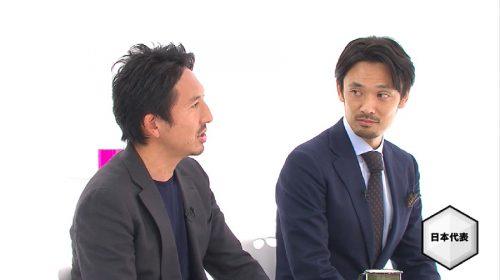 【Jリーグラボ】日本代表の得点への手段は? 戸田氏&東京V橋本が経験基づき提案