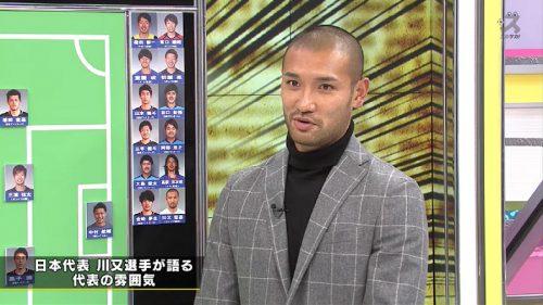 【スカサカ!ライブ】川又堅碁が日本代表の裏側を語る「笑いの中心にいたのは…」
