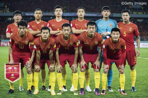 """[中国代表が見据える未来]""""サッカー超大国""""への30年計画"""