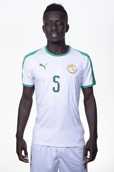イドリッサ・ゲイェ(セネガル代表)のプロフィール画像