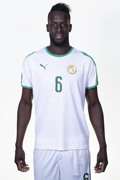 サリフ・サネ(セネガル代表)のプロフィール画像