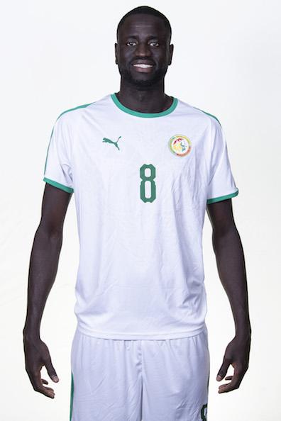 シェイク・クヤテ(セネガル代表)のプロフィール画像