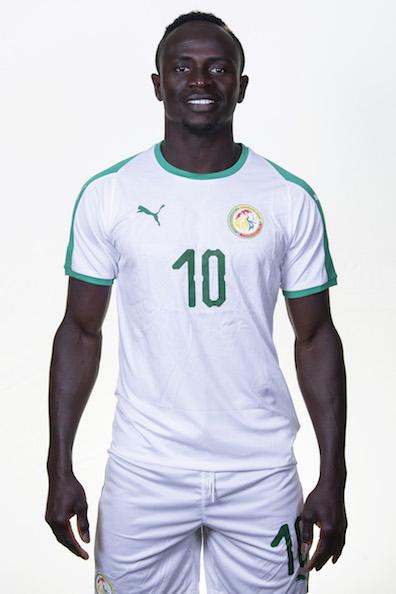 サディオ・マネ(セネガル代表)のプロフィール画像