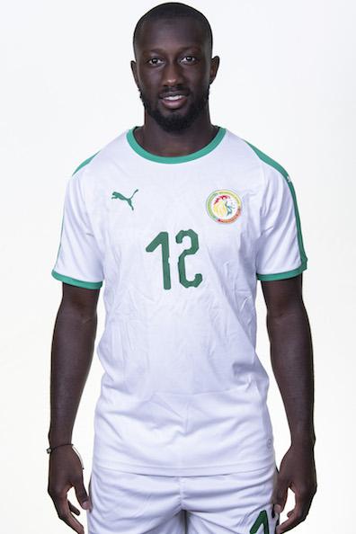 ユスフ・サバリ(セネガル代表)のプロフィール画像