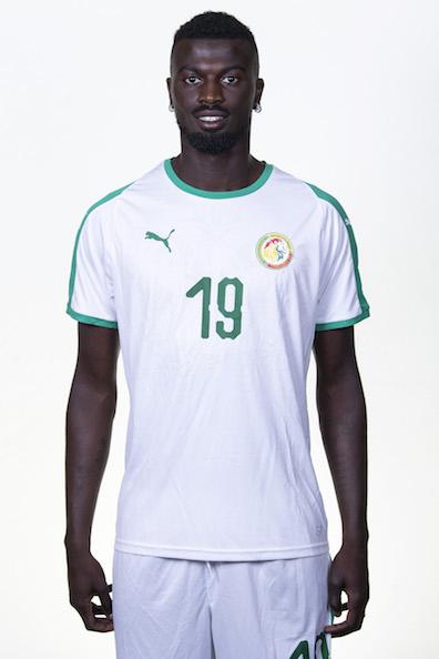 エムバイェ・ニアン(セネガル代表)のプロフィール画像