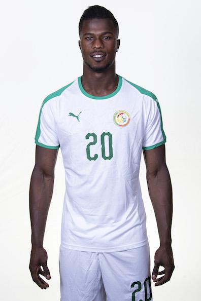 ケイタ・バルデ・ディアオ(セネガル代表)のプロフィール画像