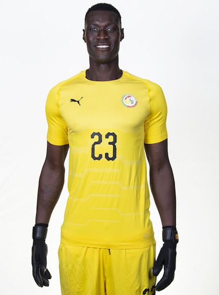 アルフレッド・ゴミス(セネガル代表)のプロフィール画像