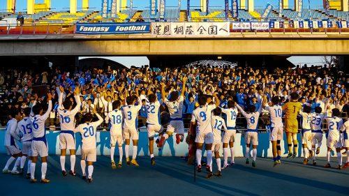 【高校選手権展望】<桐蔭学園>「苦しい3年間」だったからこそ…覚悟のサッカー、真価を大舞台で