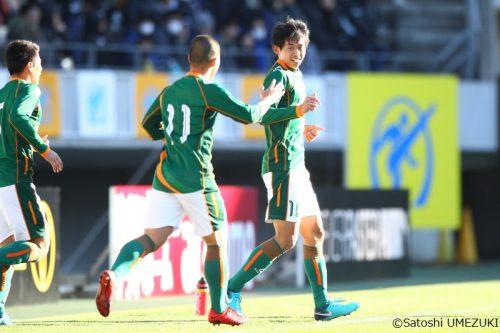 ●「壱晟さんと同じ流れで」選手権で活躍してプロへ…青森山田MF郷家友太、有言実行のゴール