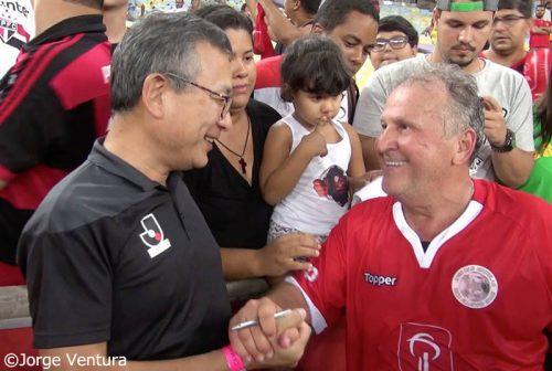 村井満チェアマンが、単独弾丸視察で触れたジーコとブラジルサッカーの深さ
