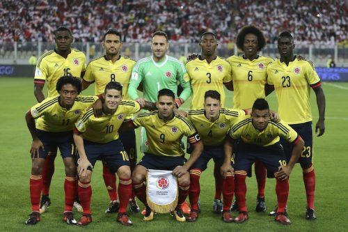 "●W杯で日本と対戦…コロンビアの""市場価値""が高い選手ランキングTOP20"