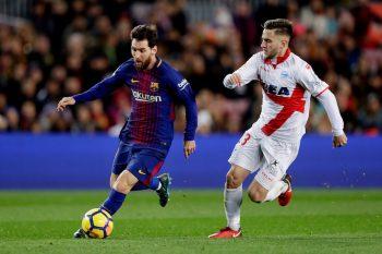 バルセロナ対アラベス