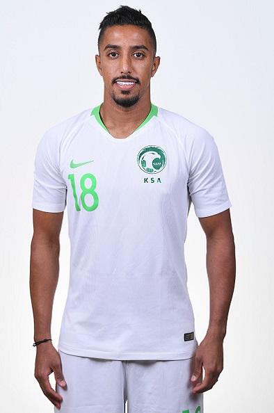 サレム・アル・ドサリ(サウジアラビア代表)のプロフィール画像
