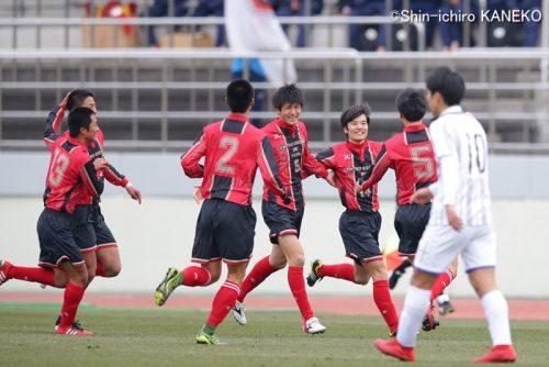 ●矢板中央が山下純平の決勝弾で4強へ! 初出場・日本文理は準決勝進出ならず