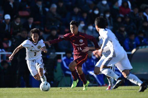 ●6得点大勝と2ゴールでも不満顔のFW菊井 大阪桐蔭自慢の「30メートルで加速」できるか