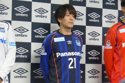 浦和から加入のG大阪MF矢島慎也「慣れ親しんだ環境に引っかかり…」
