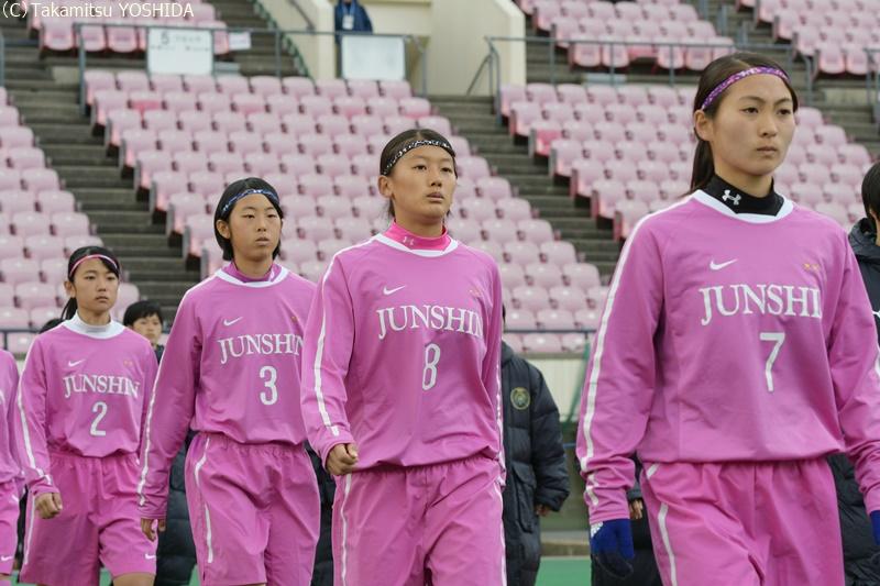 女子 学園 サッカー 商 部 大