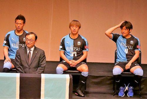 ●川崎、新体制の背番号を発表…復帰の大久保は「4」、新加入の齋藤は「37」