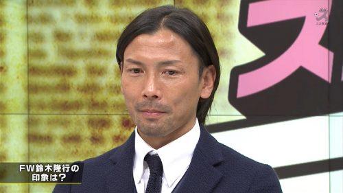 【スカサカ!ライブ】鈴木隆行が自身のサッカー人生を振り返る「W杯のゴールは思い出しもしない」