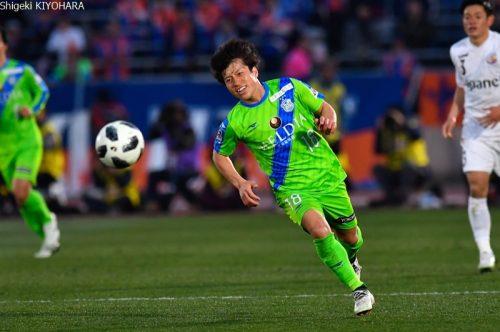 1 20180224 Shonan vs Nagasaki Kiyohara11