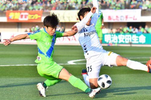 1 20180224 Shonan vs Nagasaki Kiyohara22