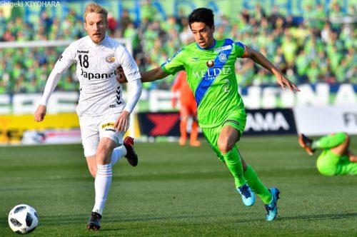 1 20180224 Shonan vs Nagasaki Kiyohara4